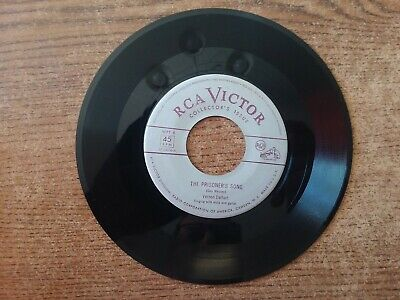 1950 VERY GOOD++Vernon Dalhart  –Prisoner's Song / Wreck Of The Old 0016 97