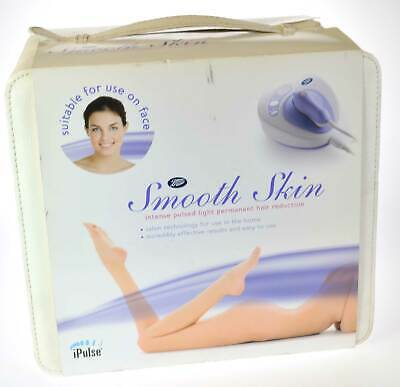 Boots Smooth Skin IPL Permanent Hair Reduction System Marked Box
