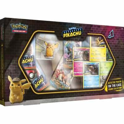 Pokemon Detective Pikachu On the Case Figure Collection Brand New & Sealed