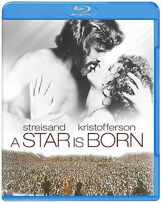 A Star Is Born 1976 Blu-ray Kris Kristofferson Barbra Streisand Gary Busey