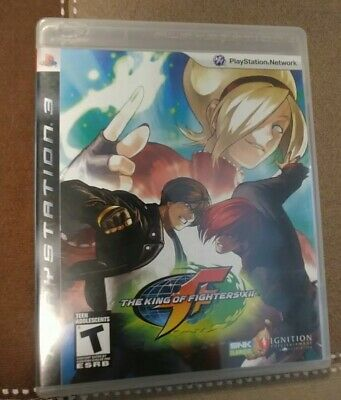 The King of Fighters XII (Sony PlayStation 3, PS3, 2009)