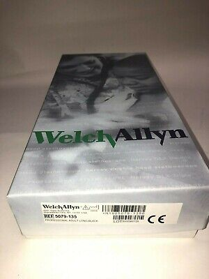 Welch Allyn Tycos Professional Stethoscope, Adult Long, Model 5079-135 NEW *NIB*