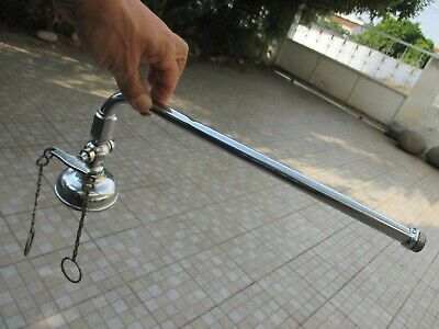 "Vintage Brass Chrome Shower Functional With Tap With Handles 1/2"" Standart"