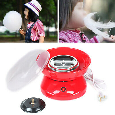 Professional Cotton Sugar Candy Floss Maker Machine Home Kids Party Sweet