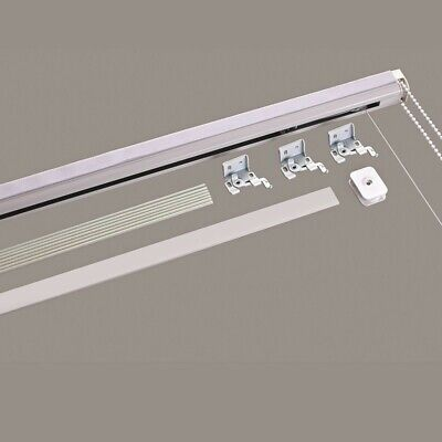 Professional roman blind headrail/profile. Heavy duty use, professional quality!
