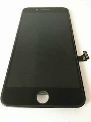 "Black Assembly For iPhone 8 Plus LCD Touch Digitizer Screen 5.5"" Replacement"