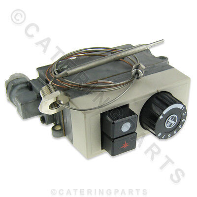 PARRY SITGASVALVE AGF GAS CHIPS FRYER FFD AND CONTROL TEMPERATURE THERMOSTAT