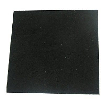 Black Heat Resistant Rubber Pad Thin Silicone Grade Rubber Sheet DIY Material