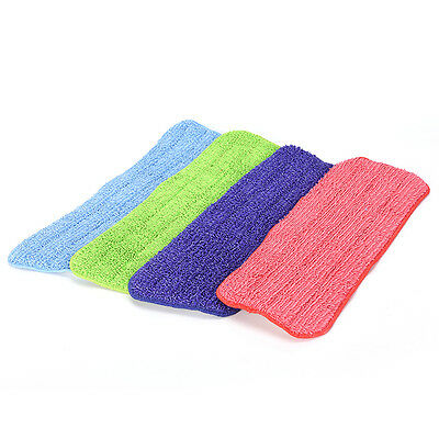 Replacement Microfiber mop Washable Mop head Mop Pads Fit Flat Spray MopssSC