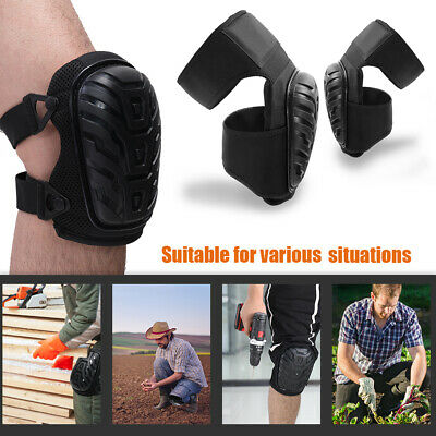 Thickened Elastic Cushioning Comfortable Knee Pads Woodworking Garden Q6J4