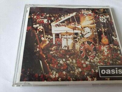 Oasis Don't Look Back In Anger Cd Single