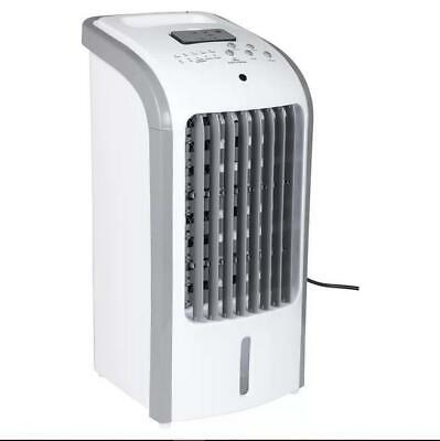 URBAN LIVING Portable Air Conditioner Unit  with Remote White 220V