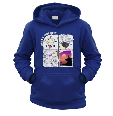 Good Boy Kids Hoodie (Pick Colour and Size) Gift Present Dog Pet Funny Lover