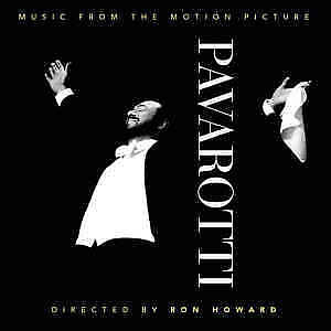 Luciano Pavarotti ‎– Music From The Motion Picture Pavarotti CD