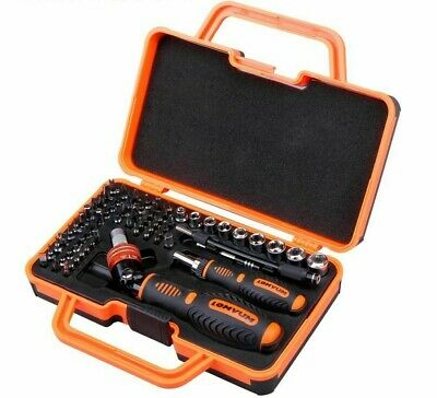 Mini Screwdriver Set Magnetic Precision Screwdriver Set  Dismountable Chrome Set