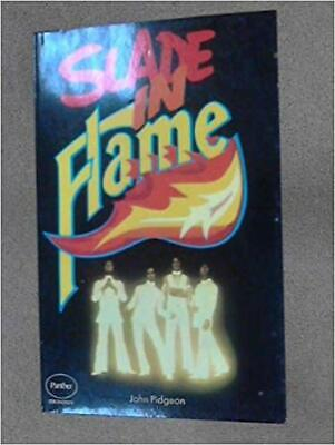 Slade In Flame by John Pidgeon. Promo for Slade movie. 1979