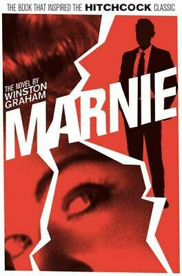 Marnie (The book that inspired the HITCHCOCK classic), Graham, Winston, New,