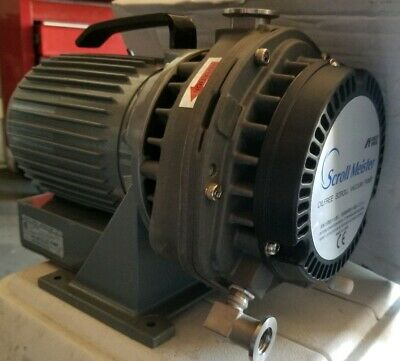 BRAND NEW Anest Iwata ISP 90 Scroll Pump NEW in the box