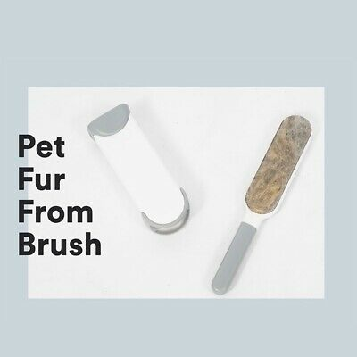 Pet Lint Brush Remover Fur Cat Dog Pet Cleaning Supplies Hair Removal Device