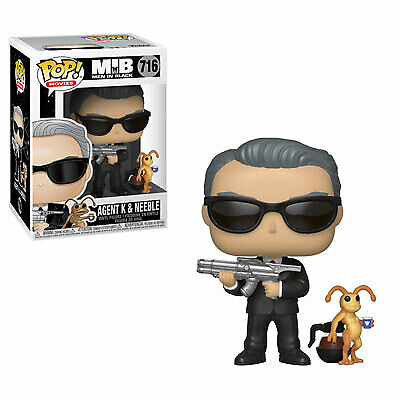 Funko Pop! & Buddy: Men in Black - Agent K & Neeble