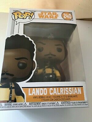 Funko Pop Star Wars New Lando Calrissian 240