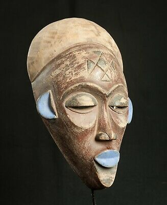 Lumbo Mask, Gabon, African Tribal Sculpture, African Art