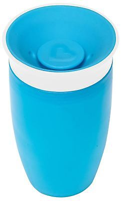 Munchkin MIRACLE 360 SIPPY CUP 296ML BLUE Baby Feeding BN
