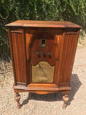 RADIO SALE!!!  Zenith Zenette Model C Antique Radio Vintage VERY RARE!