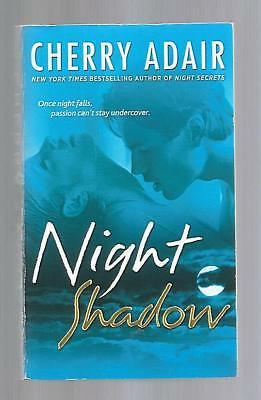 NIGHT SHADOW T-FLAC Night Trilogy Bk 3 Cherry Adair 2009 Paranormal Romance