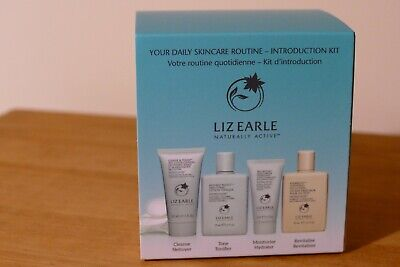 BARGAIN PRICE!!  Liz Earle Daily Skincare Routine Introduction Kit Brand New