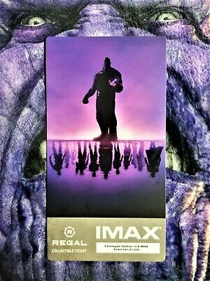 Avengers Endgame Week 1 IMAX Regal Collectible Ticket ! 543 Out Of 1,000 !