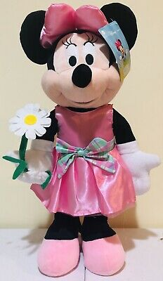 "Disney Minnie Mouse 25"" Easter Greeter Porch Door/Age 3+ New with Tag"