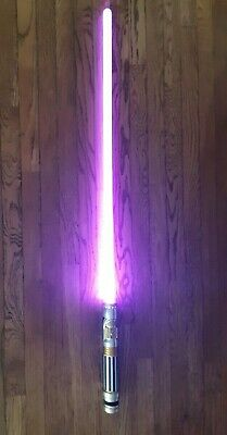 Ultrasabers Electrum Wind Lightsaber with Rechargeable Setup and PREMIUM SOUND