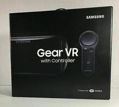 Samsung SM-R324NZAAXAR Gear VR with Controller BRAND NEW in it's Original Box