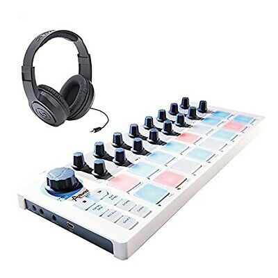 Arturia Beatstep MIDI Controller & Sequencer with Headphone NEW
