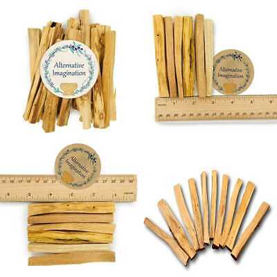 Premium Palo Santo Holy Wood Incense Sticks 2 Oz Pack For Purifying Clea Natural