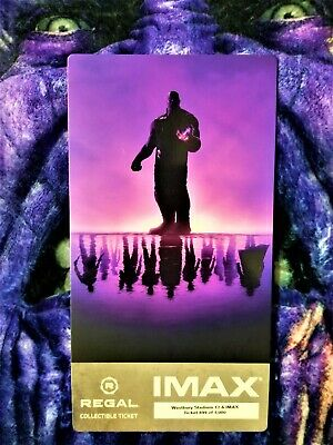Avengers Endgame Week 1 IMAX Regal Collectible Ticket ! 899 Out Of 1,000 !
