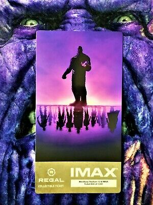 Avengers Endgame Week 1 IMAX Regal Collectible Ticket ! 800 Out Of 1,000 !