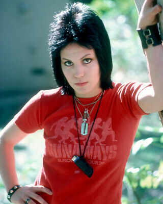 JOAN JETT Rock Singer Actress 8x10 Photo 1 New Rare Glossy Lab Print Picture #02