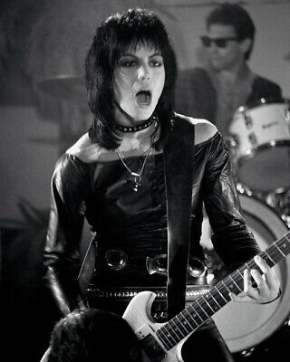 JOAN JETT Rock Singer Actress 8x10 Photo 1 New Rare Glossy Lab Print Picture #07