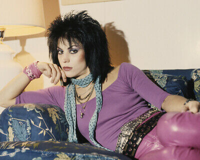 JOAN JETT Rock Singer Actress 8x10 Photo 1 New Rare Glossy Lab Print Picture #09
