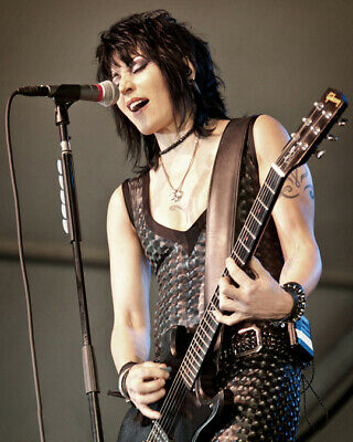 JOAN JETT Rock Singer Actress 8x10 Photo 1 New Rare Glossy Lab Print Picture #14