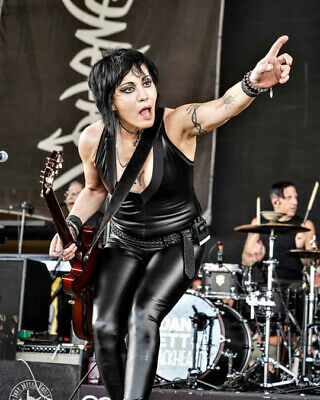 JOAN JETT Rock Singer Actress 8x10 Photo 1 New Rare Glossy Lab Print Picture #16