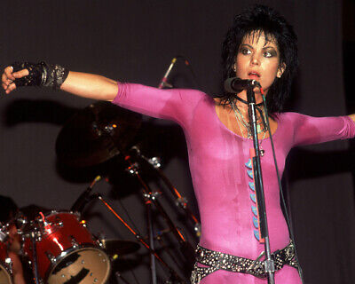 JOAN JETT Rock Singer Actress 8x10 Photo 1 New Rare Glossy Lab Print Picture #17