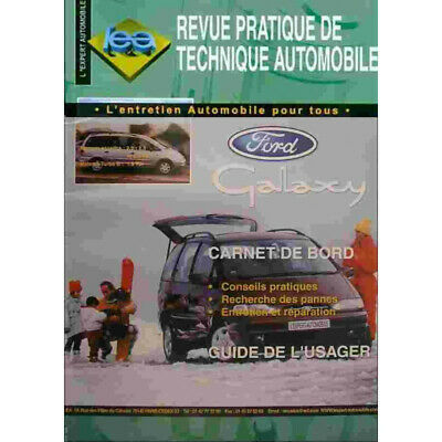 REVUE TECHNIQUE AUTOMOBILE FORD GALAXY Ess ET Die / 3176420903003