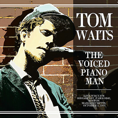 TOM WAITS - The Voiced Piano Man - CD - 732027