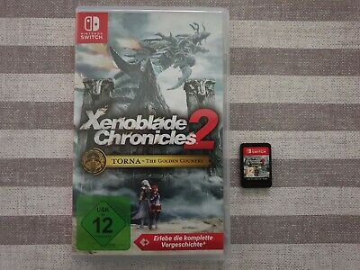 Xenoblade Chronicles 2 Torna - The Golden Country Nintendo Switch