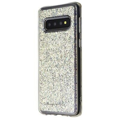 Case-Mate Twinkle Case for Samsung Galaxy S10 - Stardust (Clear/Iridescent)