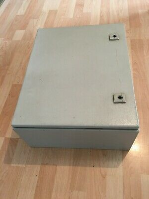 Rittal Metal Enclosure AE1045 500 x 400 x 210 mm with Gear Plate
