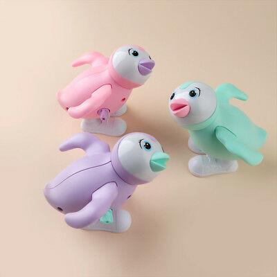 Wind Up Toy Funny Cute Penguin Animal Baby Bath Toy Clockwork Toy Kids Gift